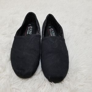 BOBS from Skechers Black Slip on Shoes  7.5